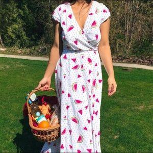 Eshakti Custom Watermelon Dress